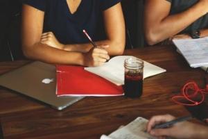 Anlita en copywriter