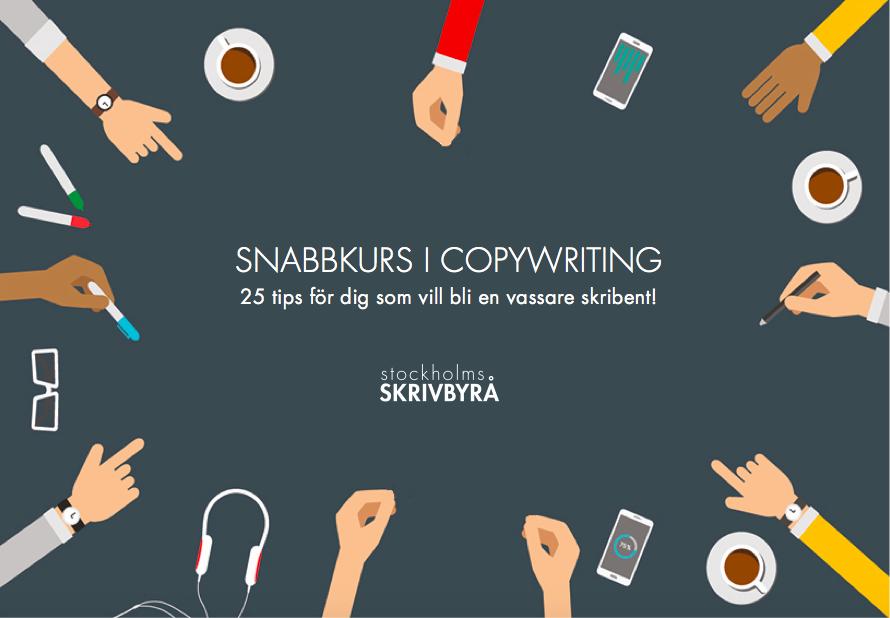 Content marketing - kurs i copywriting