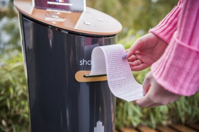 Short-stories-vending-machine