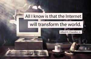 internet 50 år