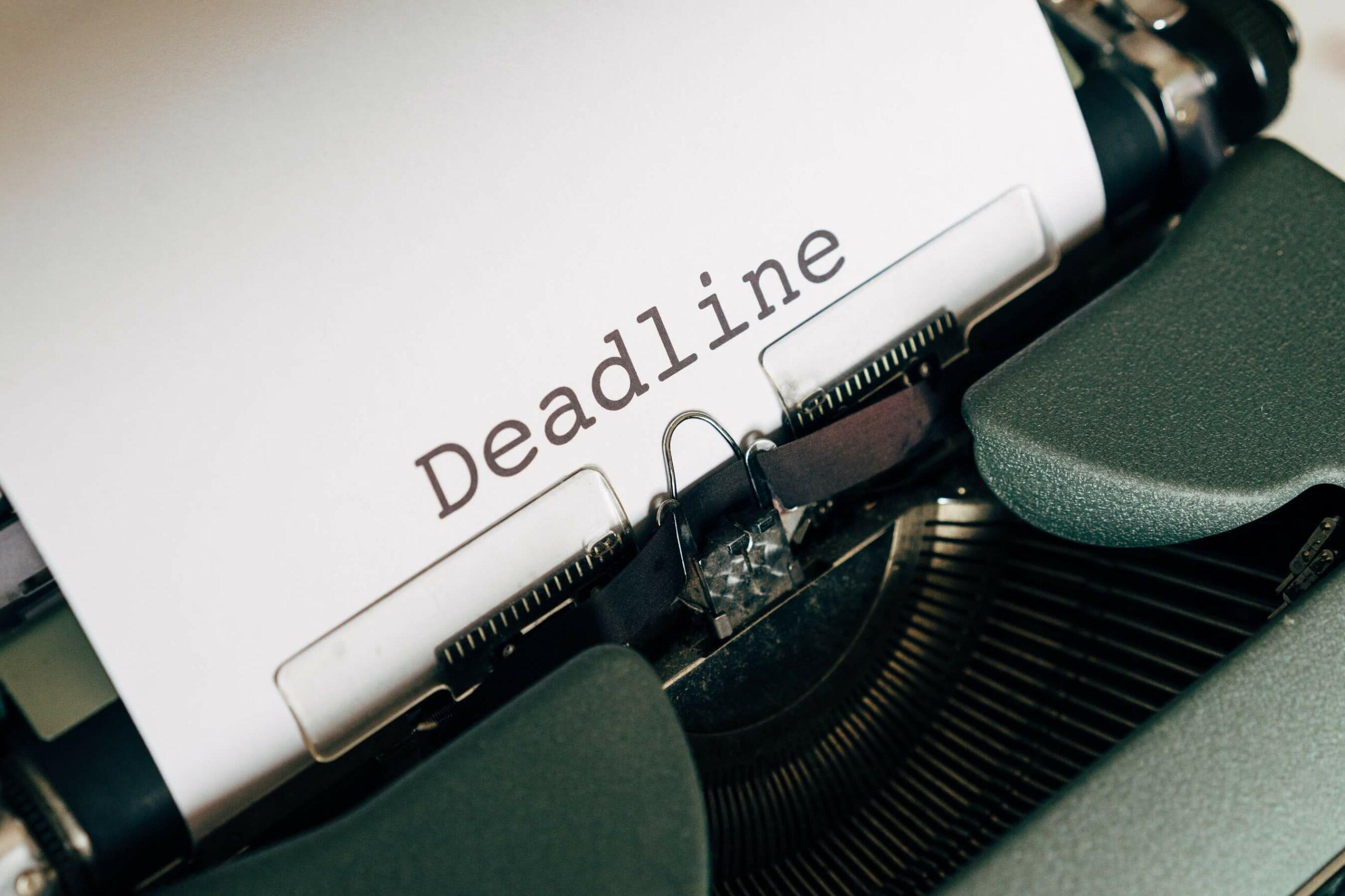 ordet-deadline