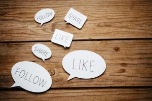 en lyckad närvaro på sociala medier börjar med en strategi